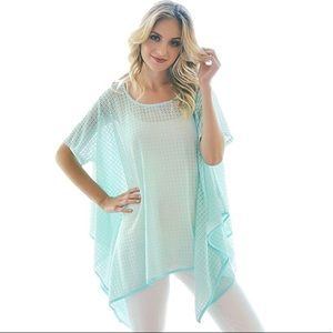 New with tags! Noa Elle swimsuit cover up beach